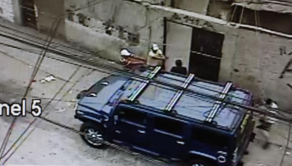 A SANGRE FRÍA. Sicarios mataron a mecánico en la puerta de su casa, en el distrito de Pueblo Libre. (Difusión)