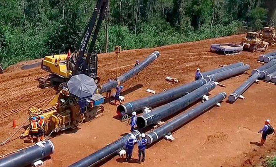 El nuevo SIT Gas mantendría la ruta que tenía el gasoducto del sur para el suministro de gas natural a siete regiones de esa zona del país, dijo el titular del MEM. (Foto: GEC)