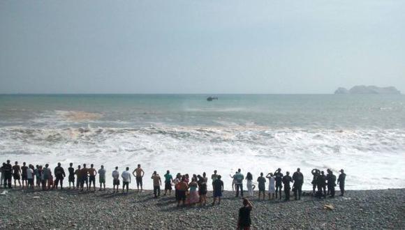 Marina de Guerra descartó alerta de tsunami en nuestro litoral tras terremoto en Chile. (USI/Referencial)