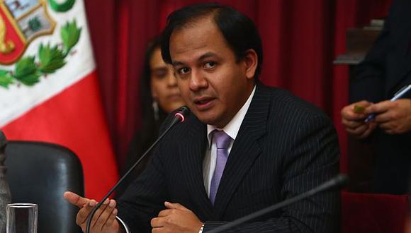Juan Díaz Dios asumirá presidencia de comisión López Meneses. (Rafael Cornejo)