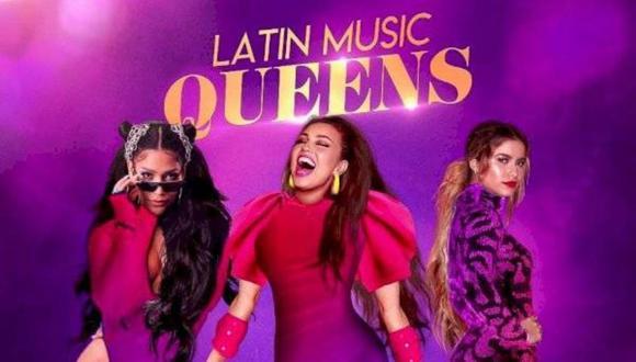 """Thalía estrena serie """"Latin Music Queen"""" en Facebook Watch con apoyo de Tommy Mottola. (Foto: @thalía)"""