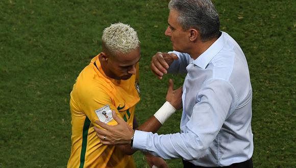 Neymar le hará mucha falta a Tite en la Copa América. (Foto: AFP)