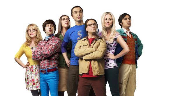 """The Big Bang Theory"" está protagonizada por Jim Parsons, Kaley Cuoco, Johnny Galecki, Kunal Nayyar, Simon Helberg, Mayim Bialik y Melissa Rauch (Foto: CBS)"
