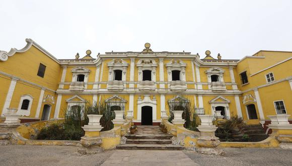La remodelación de la Quinta de Presa, ubicada en el Rímac, demandará una inversión que supera los S/24 millones.