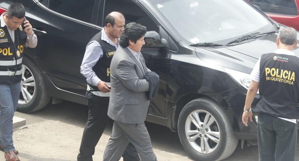 Comprometido. Oviedo está detenido por el caso Wachiturros. (GEC)