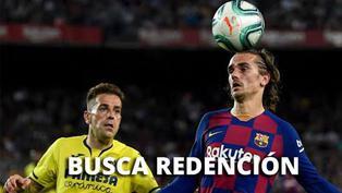 Champions League: Barcelona buscará levantarse de su derrota en liga ante Slavia Praga