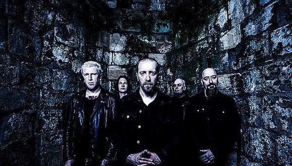 Paradise Lost, formado hace 30 años, es denominado como uno de los pioneros del doom death y el metal gótico (Difusión).