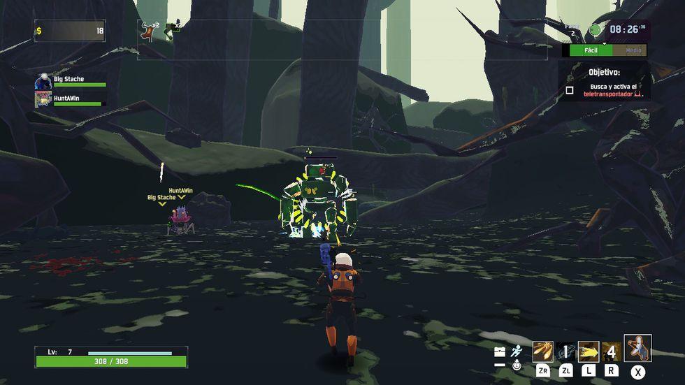 Risk of Rain 2 ya se encuentra disponible en nuestro medio, y en la tienda virtual de Nintendo Perú.