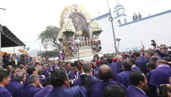 Señor de los Milagros: Conoce el plan de desvíos por la procesión de la sagrada imagen. (USI)
