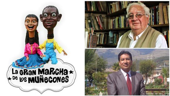 El Centro Cultural La Gran Marcha de los Muñecones de Comas, Luis Ángel Humberto Rodríguez Pastor y Juan Cadillo León son los ganadores del Premio Nacional de Cultura 2018 (Difusión).