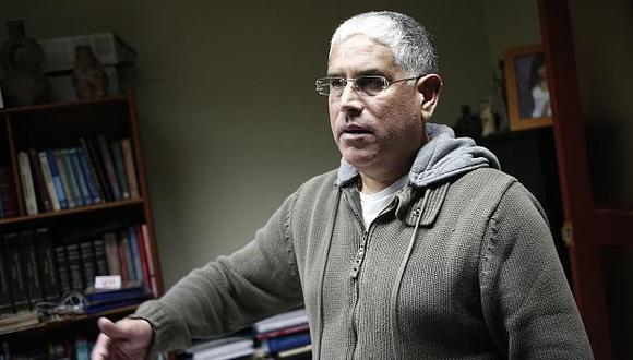 Investigado. A más de un año del escándalo no se sabe qué se cuidaba en casa de López Meneses. (César Fajardo)