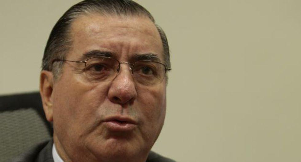 Valdés vincula paros regionales. (Rafael Cornejo)