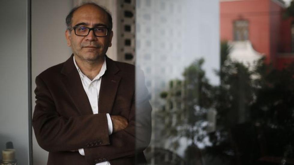 """Ex procurador Yván Montoya sobre caso de Alejandro Toledo: """"Debe haber coordinación"""" (Renzo Salazar/Perú21)"""