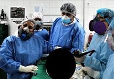 Huánuco: Bebé se traga una pila que estuvo alojada dos días en su esófago y médicos lo salvan