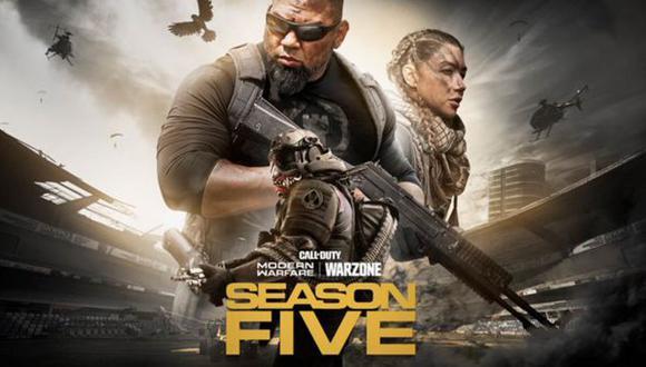 La quinta temporada llegará el 5 de agosto.