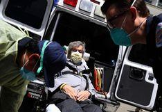 Estados Unidos supera los 2,5 millones de contagios de COVID-19