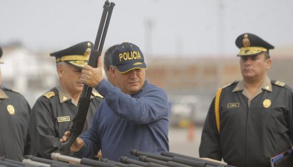 Daniel Urresti negó haber participado en emboscada. (David Vexelman)
