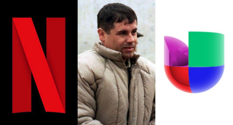 El Chapo Guzmán demandará a Netflix y Univisión (Composición)