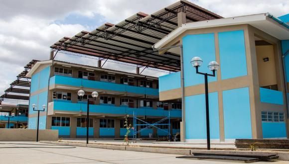 Desde la ARCC informaron que 490 colegios se encuentran en ejecución de obras de reconstrucción y 385 están en proceso de contratación. (Foto: ARCC)