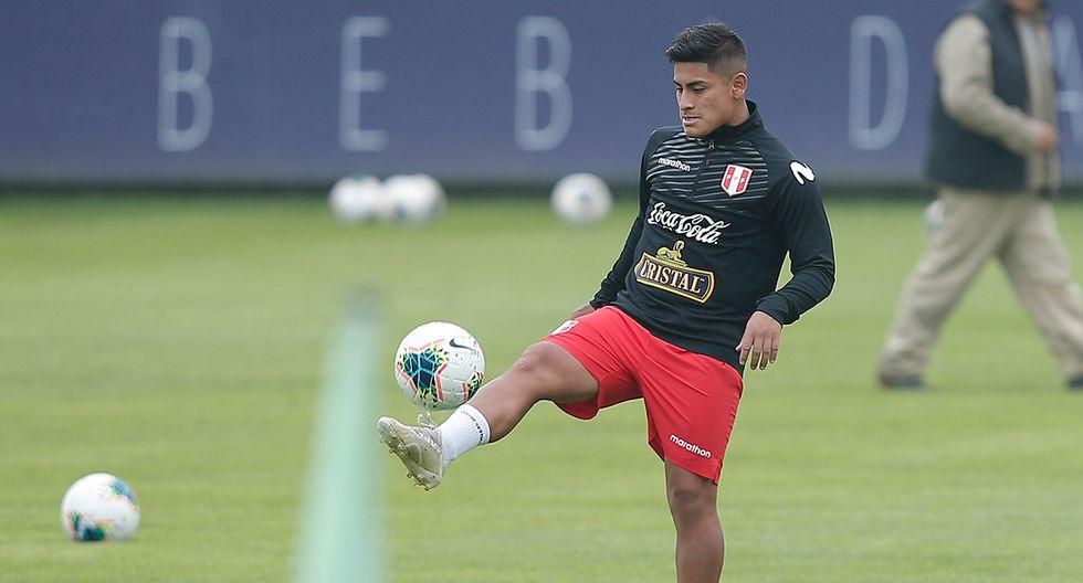 Luis Carranza, volante - 21 años / Ayacucho FC