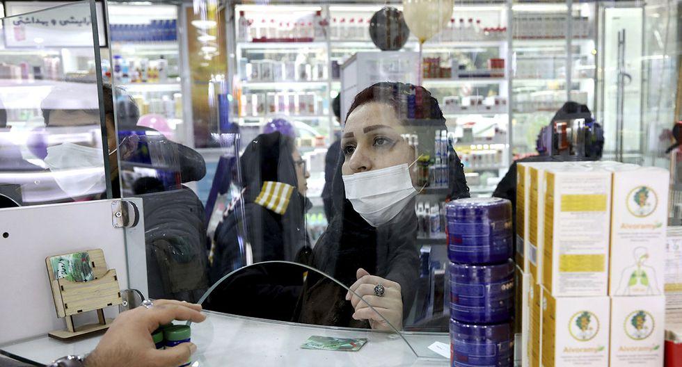 Irán está en medio de preocupaciones, debido a que el brote puede ser mucho más amplio de lo oficialmente reconocido. (Foto: AP9