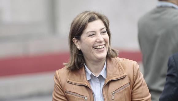 Eda Rivas logró salvarse gracias a la alianza de Gana Perú con Perú Posible. (Perú21)