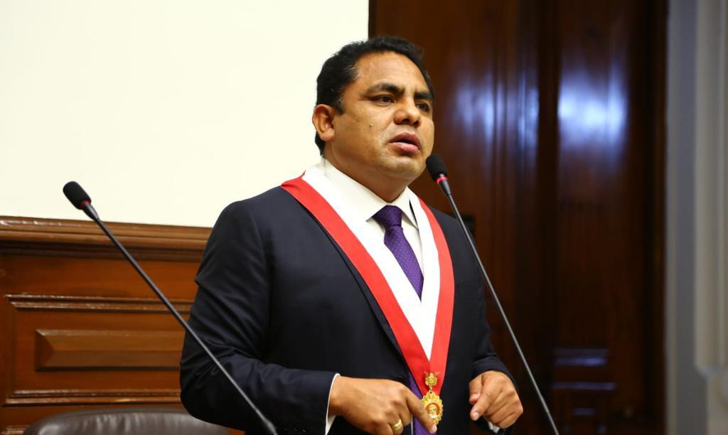 "Podemos Perú: Voto de confianza a gabinete Bermúdez ""será a conciencia"""