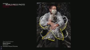"World Press Photo 2021: imagen ""emblemática"" del covid-19 se lleva los honores"
