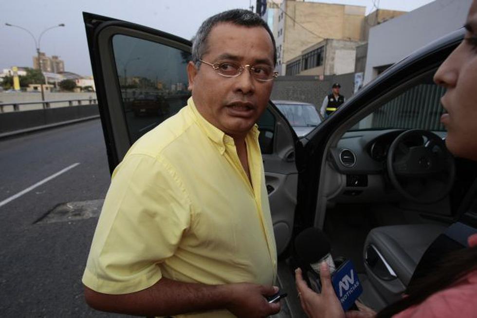Rodolfo Orellana es acusado de ser cabecilla de una red criminal dedicado a la estafa y la difamación. (Perú21)