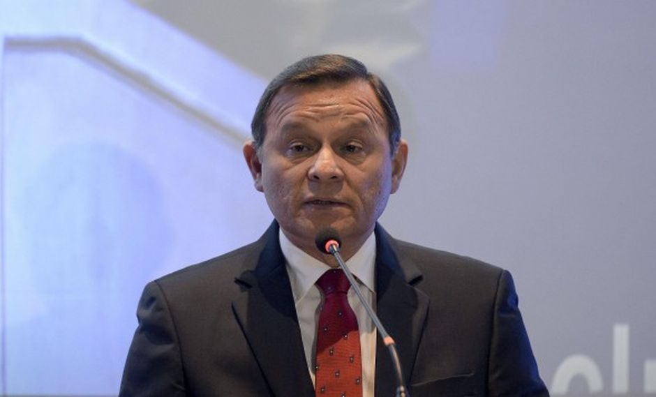 El canciller Néstor Popolizio insistió en la necesidad de apoyar al pueblo venezolano. (Foto: GEC)