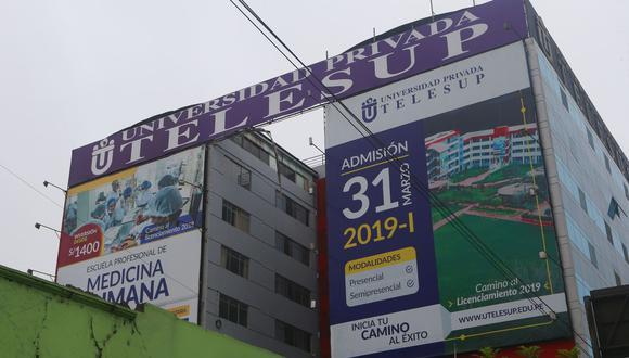 Telesup buscará este 25 de noviembre, en la sala civil de Utcubamba, una nueva medida para seguir funcionando.