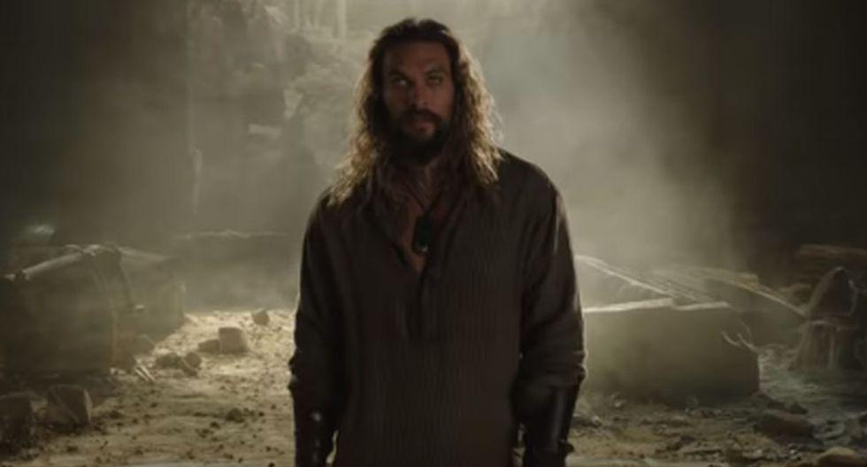 """La película """"Aquaman"""" estrenará el 21 de diciembre. (Fotos: Captura de video)"""