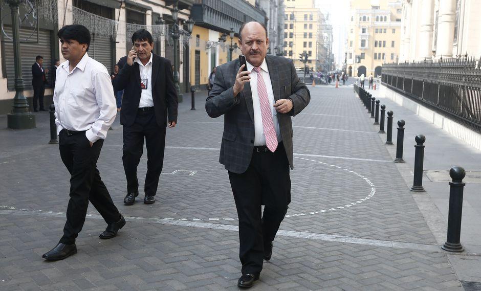 Sergio Dávil (César Campos)