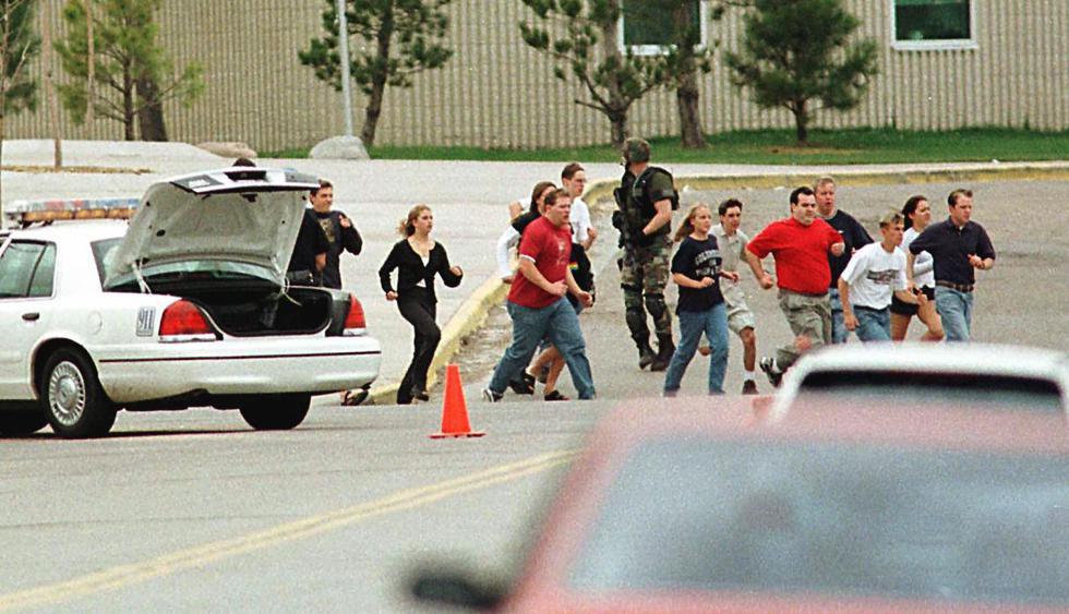 La masacre de Columbine, un recuerdo intacto 20 años después. (Foto: AFP)