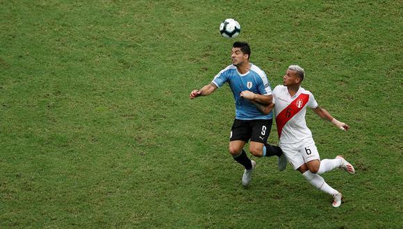 """Uruguay envió una carta a Perú pidiendo """"otro maracanazo"""". (Foto. EFE)"""