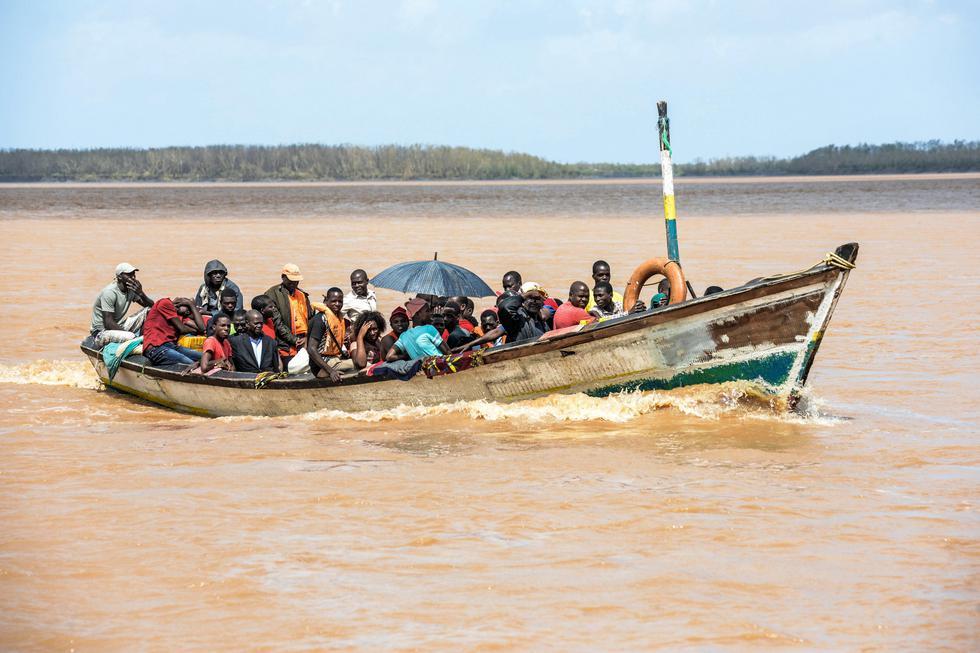 La ONU posiciona la situación enMozambique al mismo nivel que la crisis humanitaria en Siria y Yemén. (Foto: EFE)