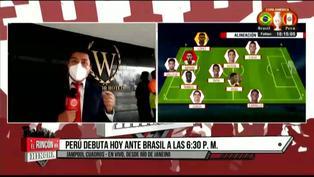 Copa América 2021: Pronostican lluvia durante choque entre Brasil vs Perú