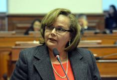 Fallece exministra de Energía y Minas Rosa María Ortiz