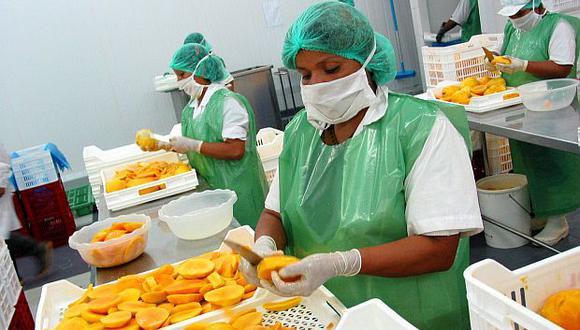En los primeros cuatro meses, se incrementaron los envíos de mango fresco en un 21%. (Foto: GEC)