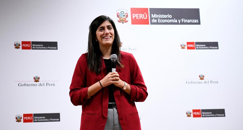 Congreso votó en contra de la censura de la ministra de Economía, María Antonieta Alva