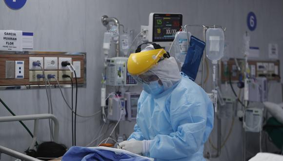 Decreto de urgencia autoriza contratar más personas y otorgar seguro de vida para Sanidad de la Policía Nacional durante el estado de emergencia por COVID-19. (Foto: GEC)