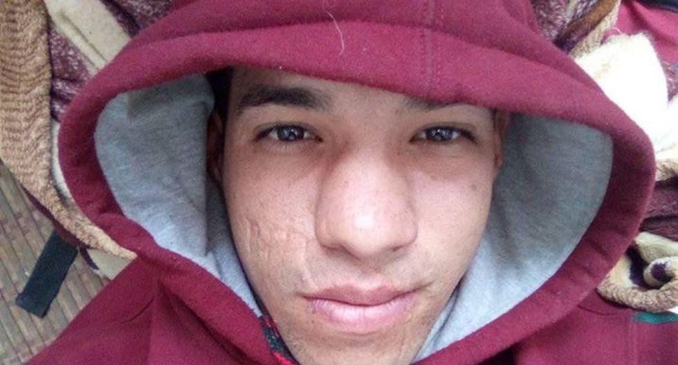 El 'Guasón' amante de los tatuajes fue capturado cuando intentaba huir a Ecuador. (Facebook)