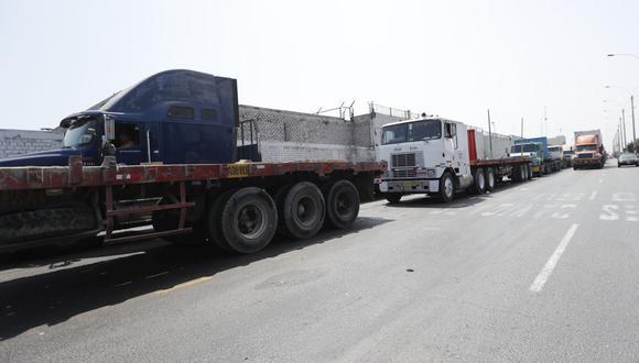 ¿Mejorará la venta de camiones en los próximos meses? (Foto: GEC)