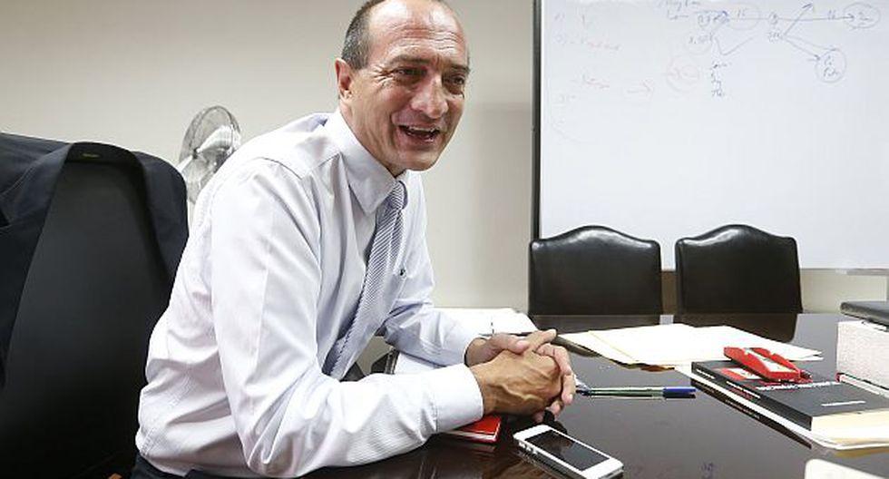 Seguridad ciudadana: Eguren pone reparos a pedido de facultades del gobierno. (Percy Ramírez)