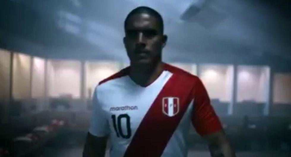 Selección Peruana tiene nueva camiseta y los hinchas reaccionaron, incluso comparándola con la que tuvo Ecuador en 2006. (Foto: captura)