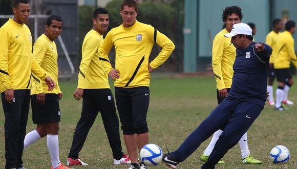 Alianza también guarda esperanzas de llegar a la Sudamericana. (USI)