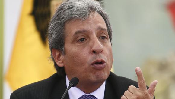 Pulgar-Vidal defiente trámite. (Rafael Cornejo)