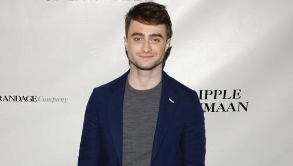 Daniel Radcliffe le dice no a nueva película de 'Harry Potter'. (AFP)