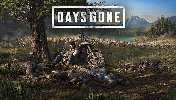'Days Gone' llegará el próximo 26 de abril exclusivamente para PS4 y PlayStation 4 Pro.
