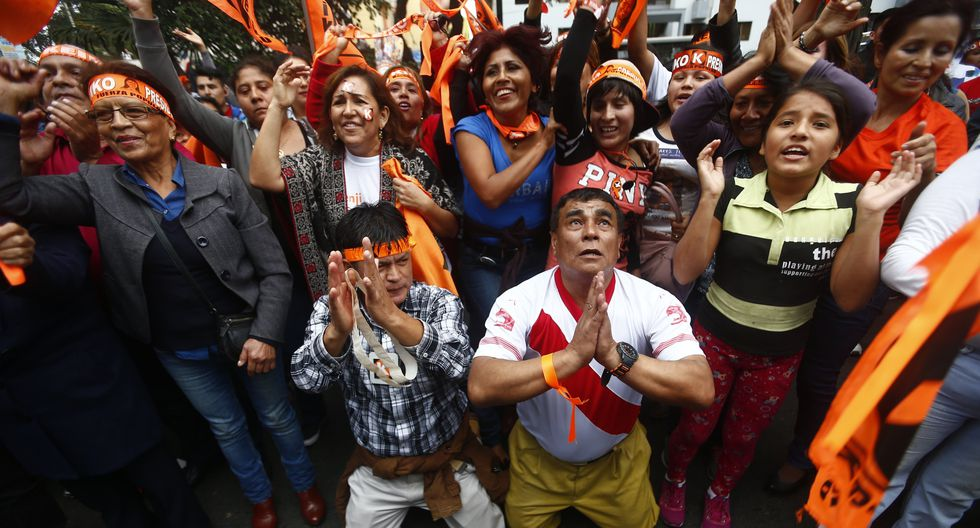 Precarizando el sistema. (Renzo Salazar/Perú21)